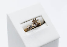 Load image into Gallery viewer, Yellow Gold Mount Ring