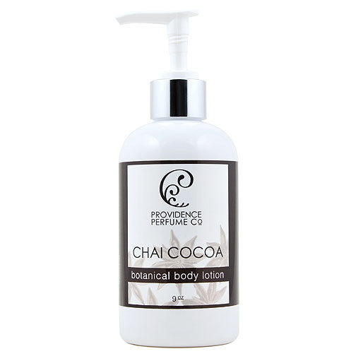 Chai Cocoa Body Lotion - Providence Perfume Co.