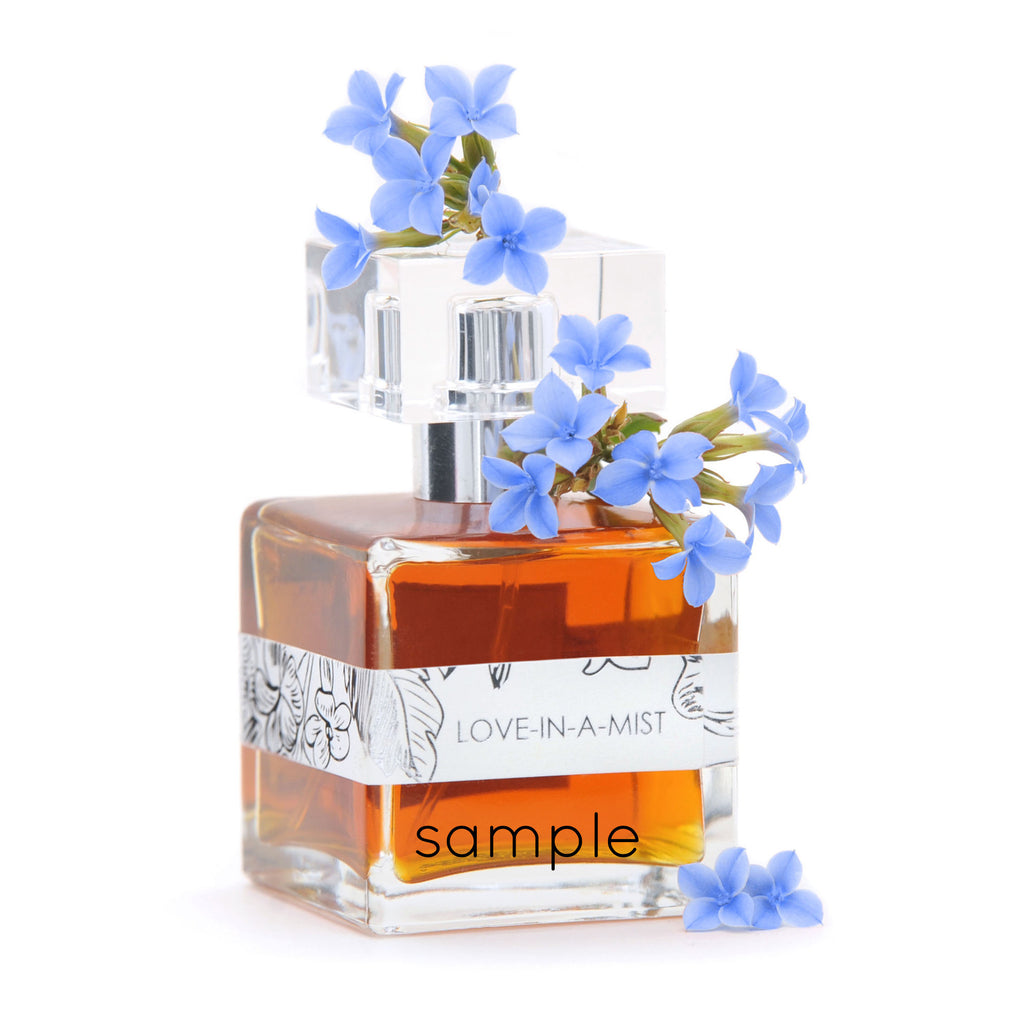 Sample Love-In-A-Mist eau de parfum - Providence Perfume Co.