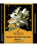 Orange Blossom Oolong Tea - Providence Perfume Co.  - 2