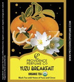 Yuzu Breakfast Tea - Providence Perfume Co.  - 2