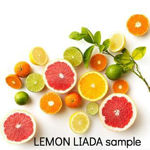 Sample Lemon Liada cologne