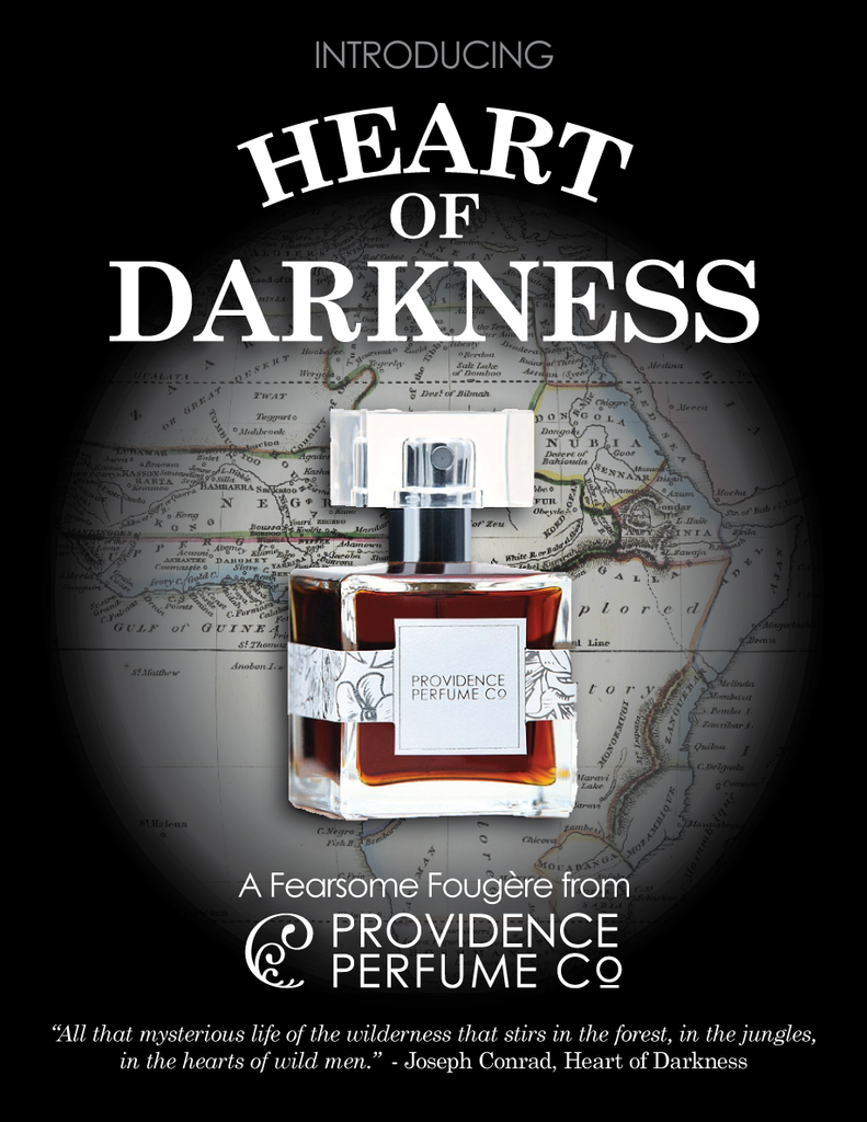 Sample of Heart of Darkness - Providence Perfume Co.