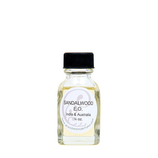 Sandalwood Essential Oil - Providence Perfume Co.