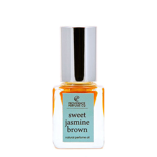 Sweet Jasmine Brown Perfume Oil - Providence Perfume Co.