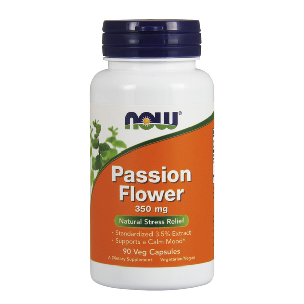 Passion Flower Extract 350 mg - 90 Veg Capsules