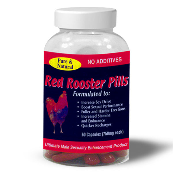 Red Rooster Pills Male Sexual Enhancement pills
