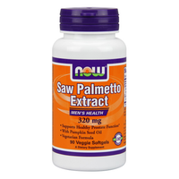 Saw Palmetto Extract 320 mg - 90 Veggie Softgels