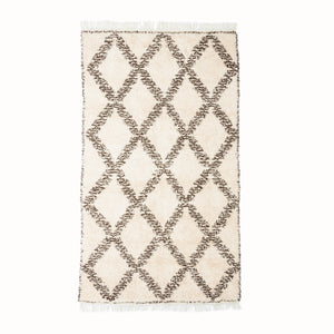 Hand-knotted Marmoucha Berber Rug