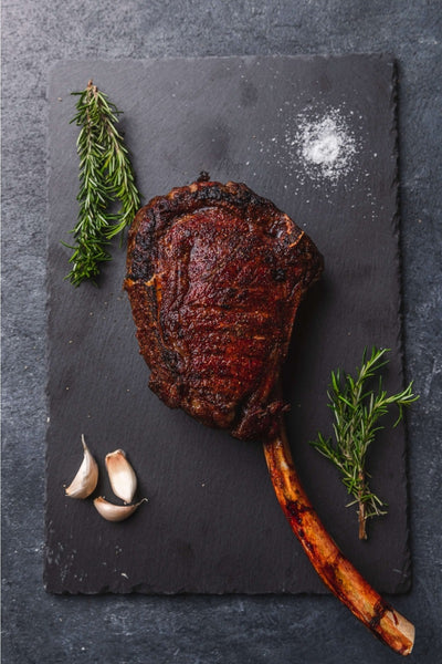 Order your Snake River Farms Tomahawk today!