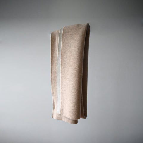 Double Side Long Scarf - CPH Edition - Blush/Cream