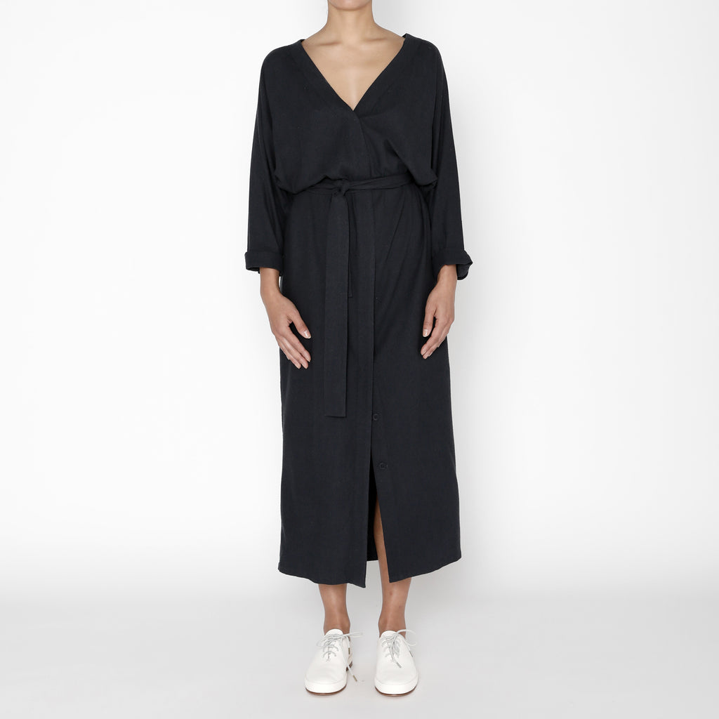 Rope Dress - FW19 - Navy