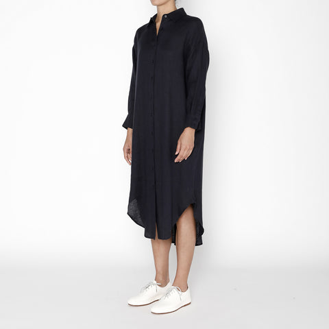 Dolman Shirtdress - FW19 - Navy