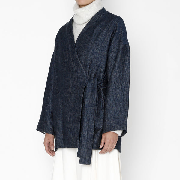 Karate Jacket - FW19 - Indigo