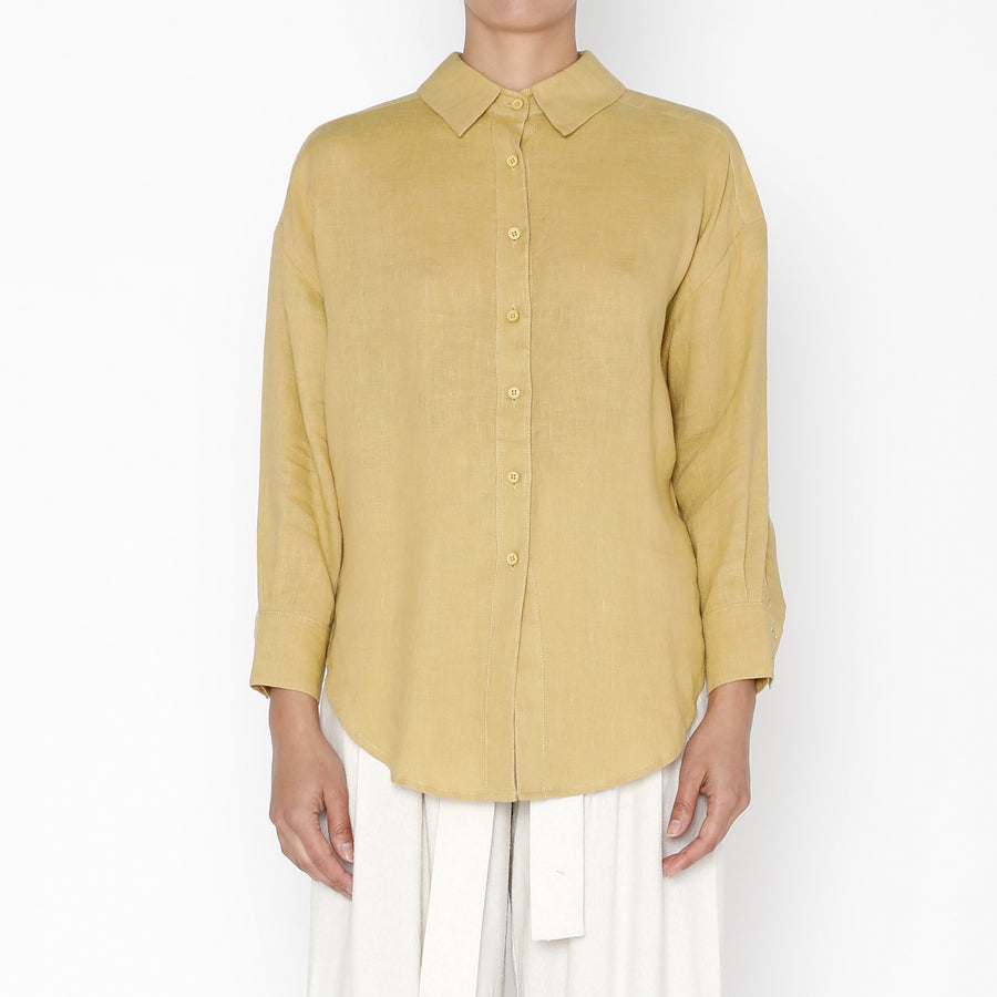 Dolman Shirt - FW19 - Chartreuse