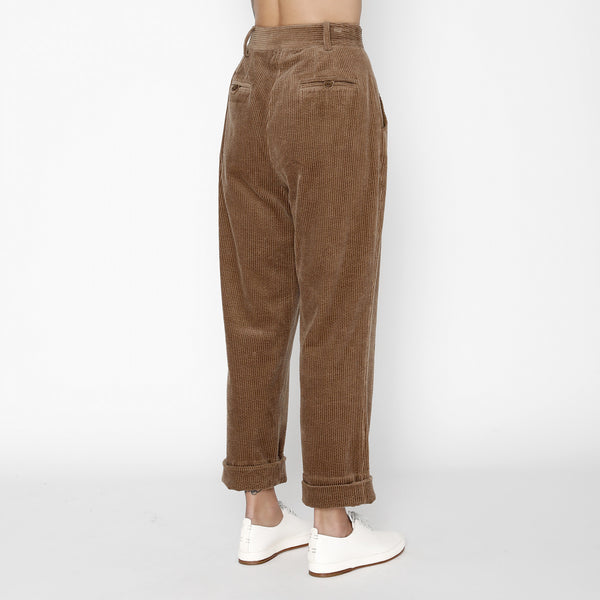 Painter Corduroy Trouser - FW19 - Tobacco