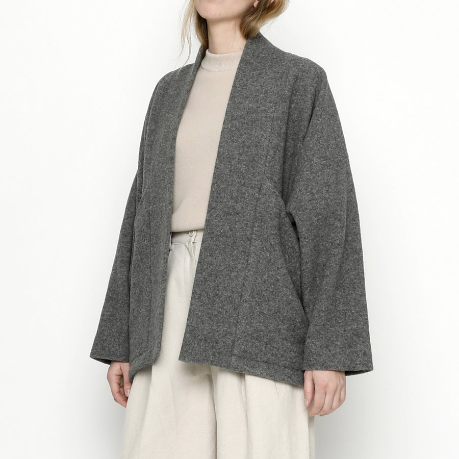 Wool Sumo Jacket - FW20 - Gray