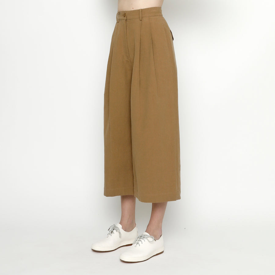 Canvas Skate Trouser - FW20 - Tan