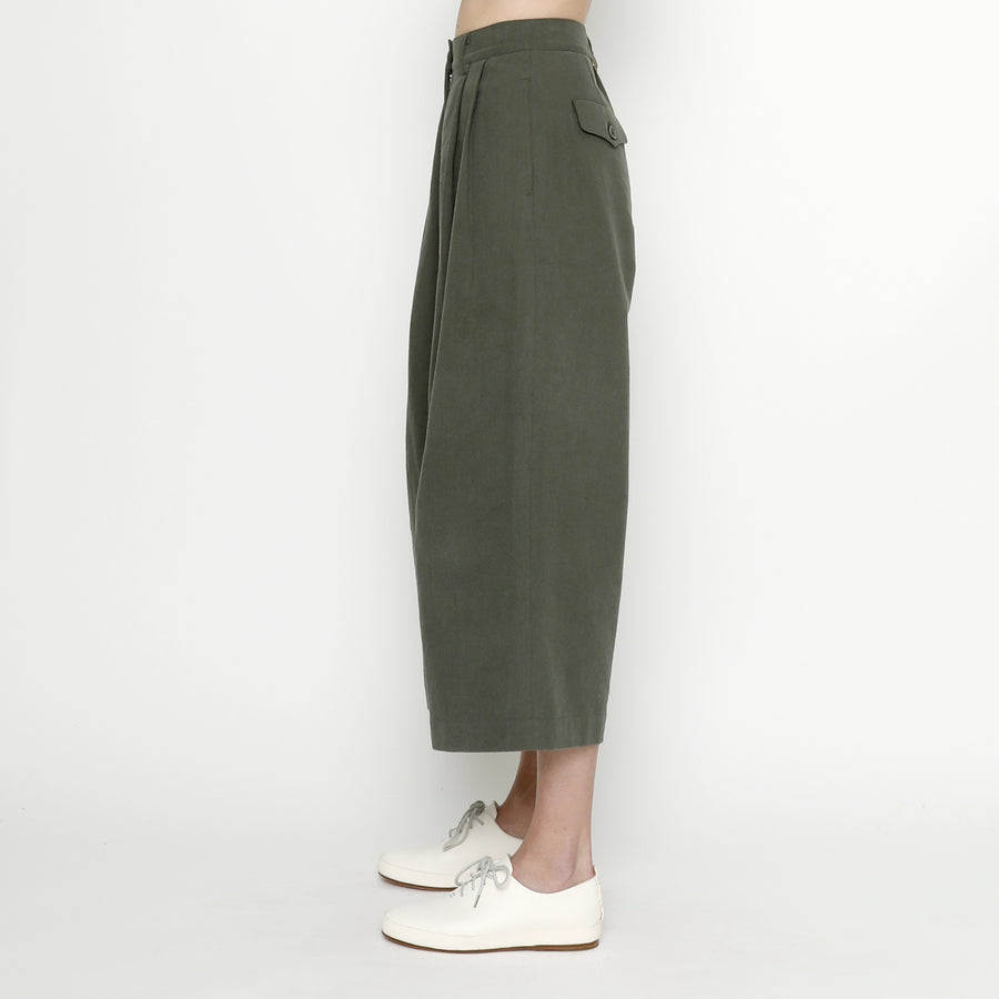 Canvas Skate Trouser - FW20 - Ranger Green
