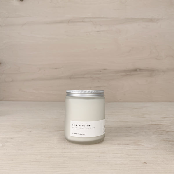 Rivington Candle - 8 oz