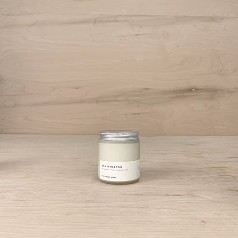 Rivington Candle - 4 oz