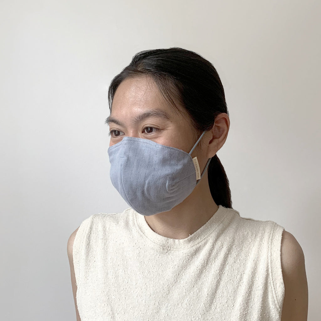 7115 REUSABLE MASK - NEW SEASONLESS COLORS - 4 COLOR BUNDLE