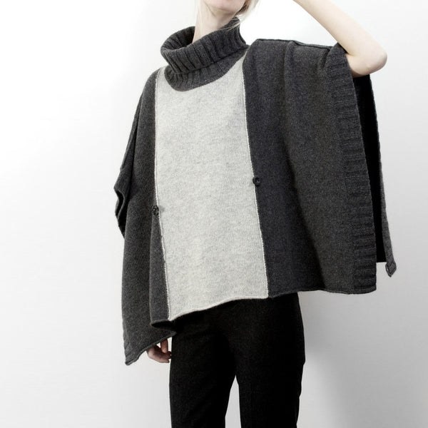 Multi-Way Capelet FW14