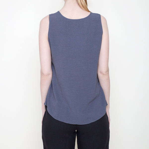 Signature Tank Top - Gray
