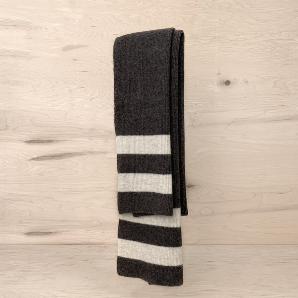 Stripes Long Scarf - Two Stripes