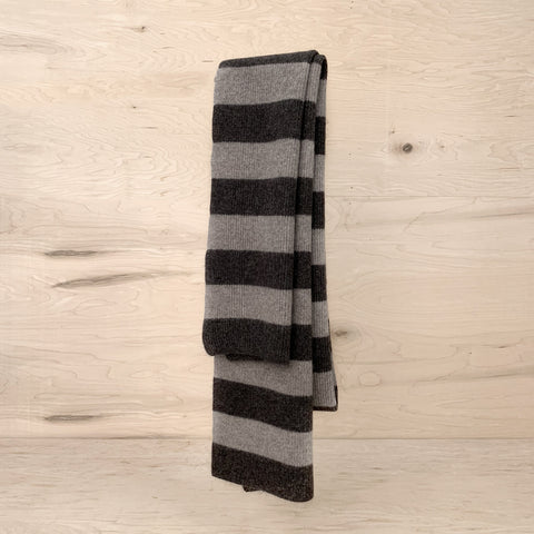 Stripes Long Scarf - Wide Stripes