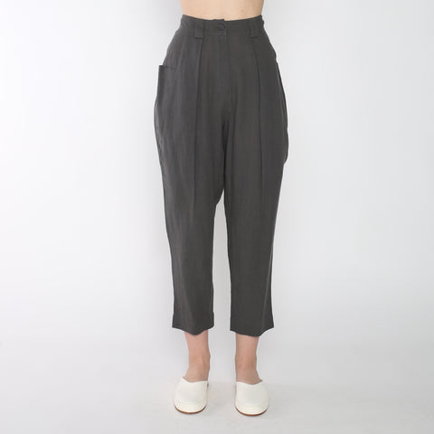 Double Pockets Trousers - SS19 - Gray