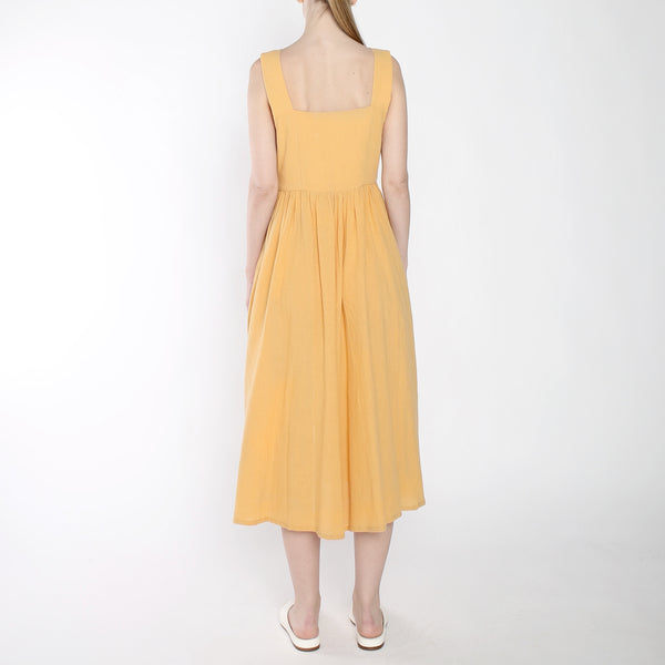 Summer Sundress - SS19 - Golden Yellow