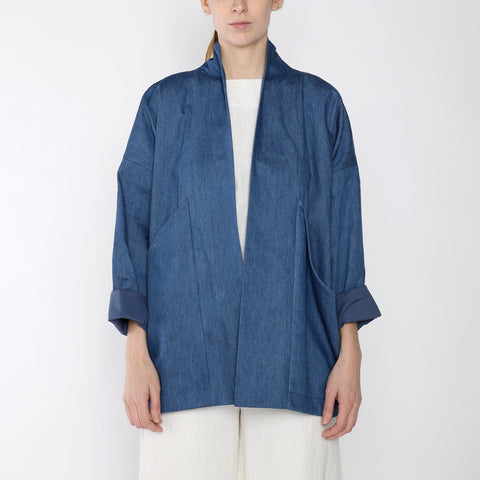 Denim Sumo Jacket - Indigo - SS19