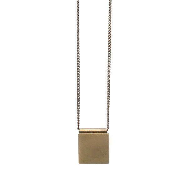 Square Necklace - BSC