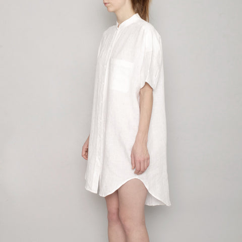 Linen Pocket Shirtdress - SS17