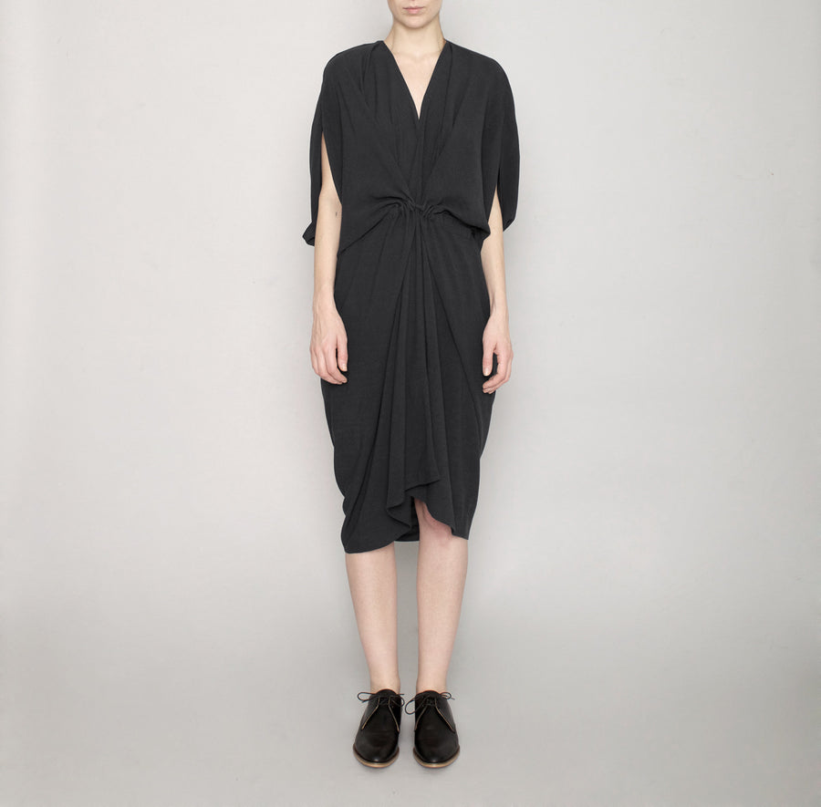 Signature 4-Ways Dress - Black