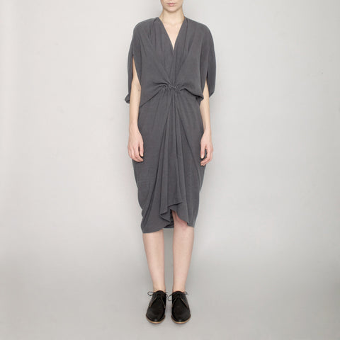 Signature Kimono Dress - Gray