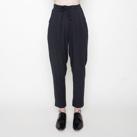 Relaxed Drawstring Trouser - FW17