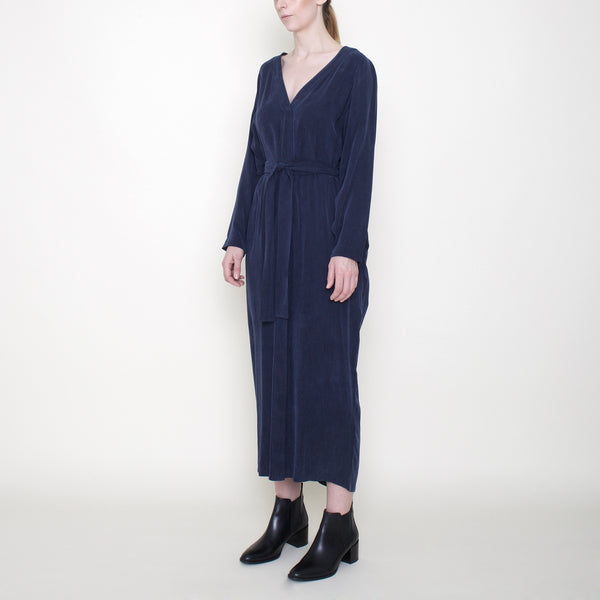 Rope Dress - Navy - FW18