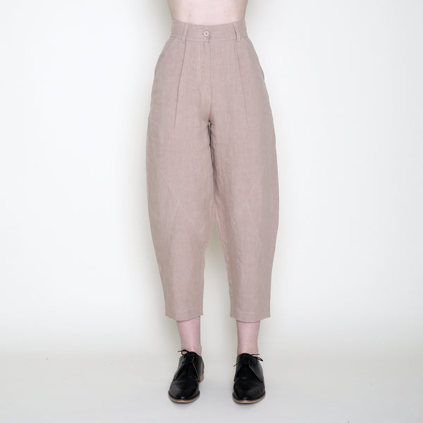 Summer Lantern Trouser - Clay - SS18