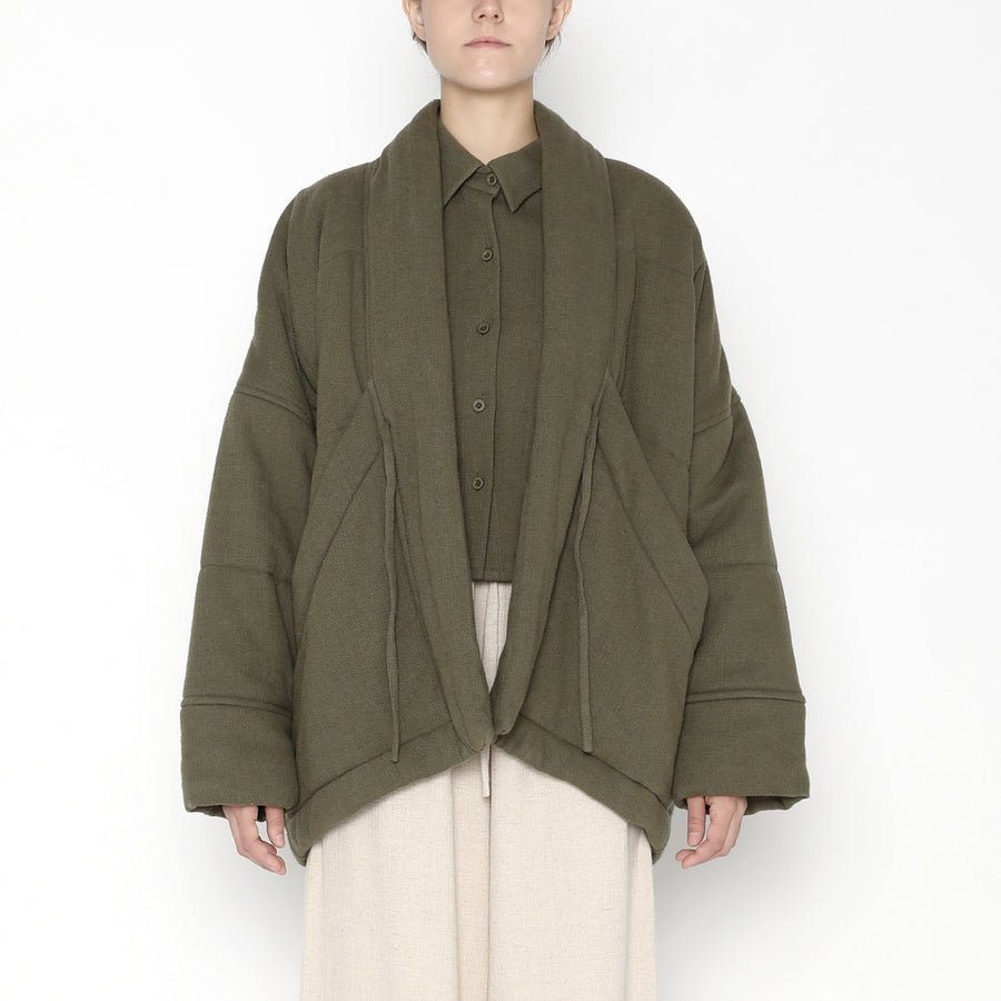 Sumo Puffer - SS20 - Olive