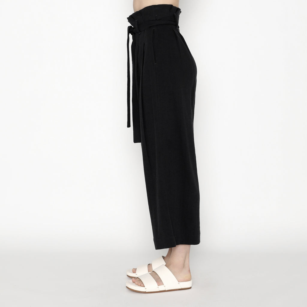 Pleated Trouser - SS20 - Navy