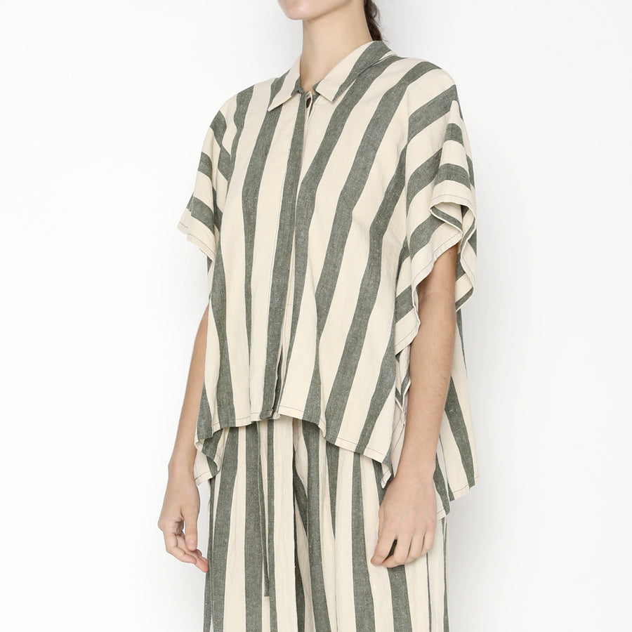 Striped Swing Shirt - SS20 - Light Stripe