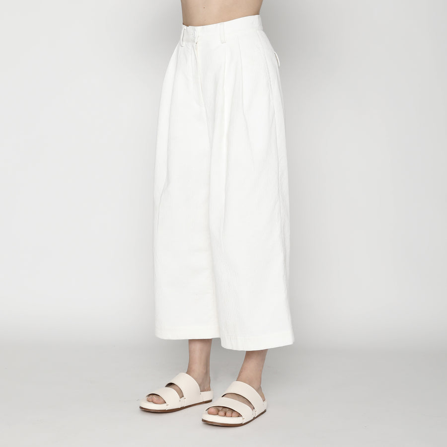 Pleated Skate Trouser - SS20 - Off-White