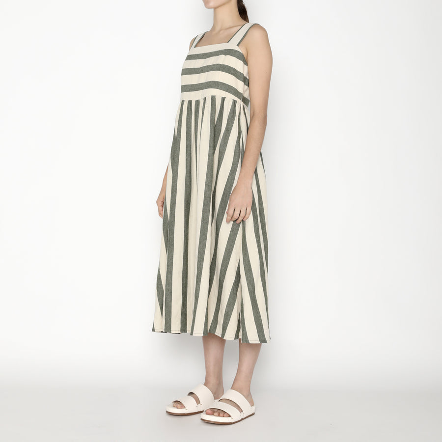 Summer Sundress - Stripe - SS20 - Light Stripe