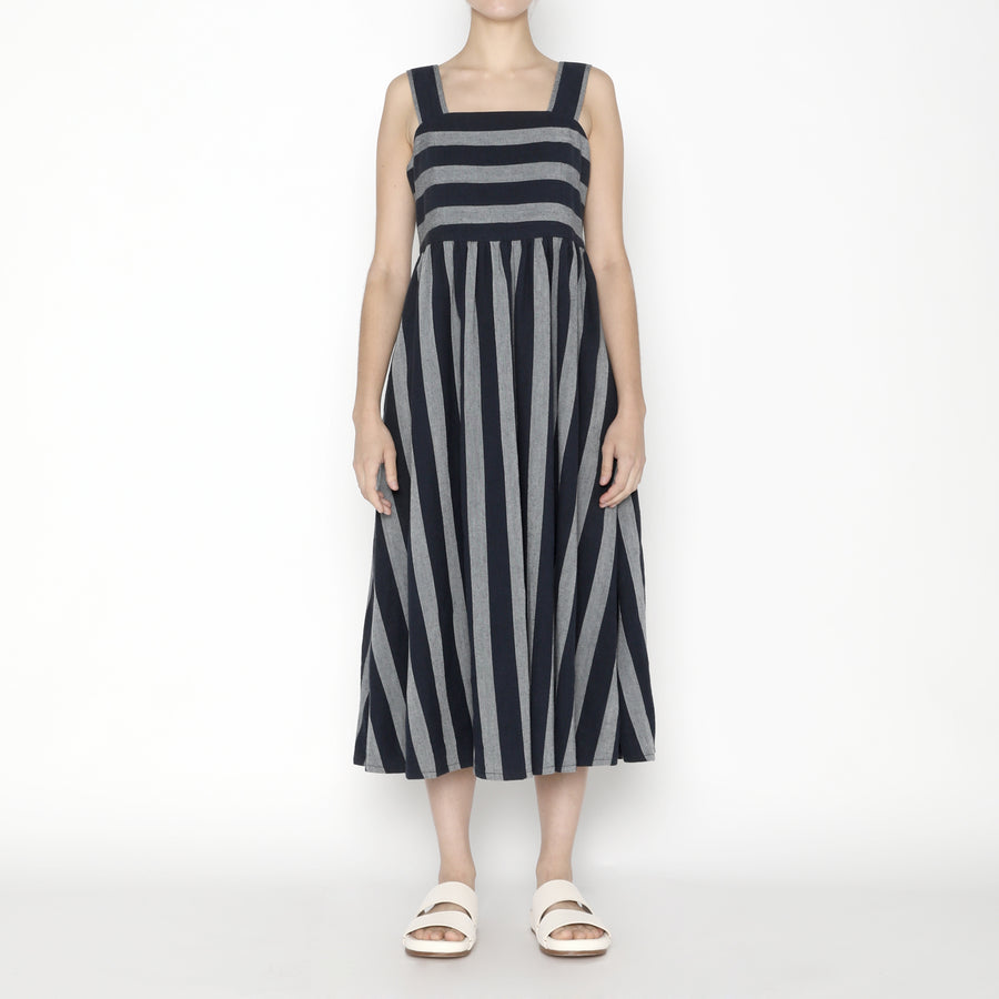 Summer Sundress - Stripe - SS20 - Dark Stripe