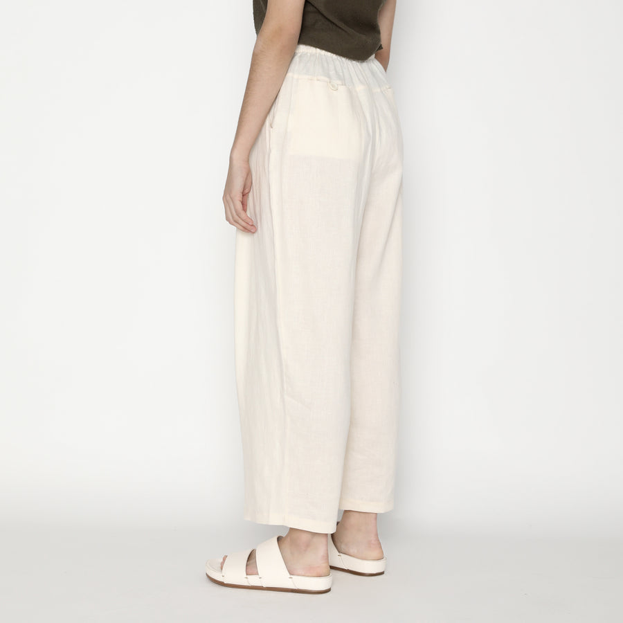 Linen Trouser - SS20 - Off-White