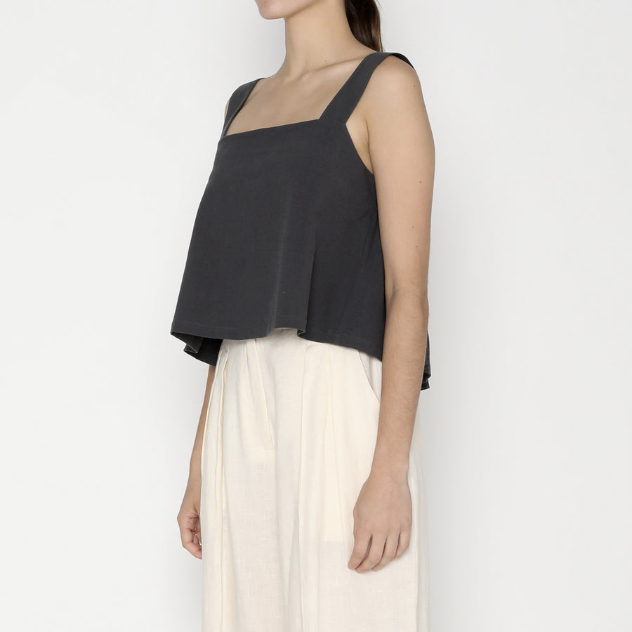 Summer Sun Top - SS20 - Gray