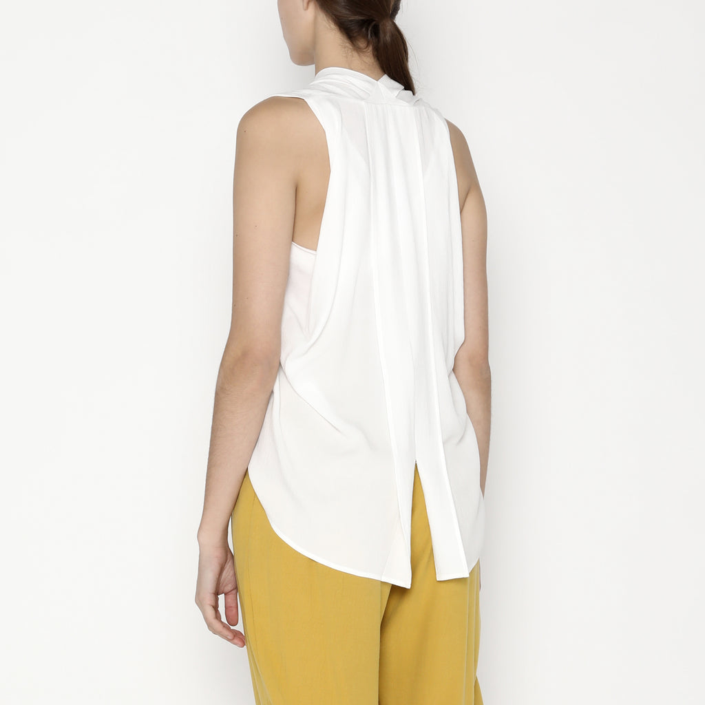 Origami Top - SS20 - Off-White