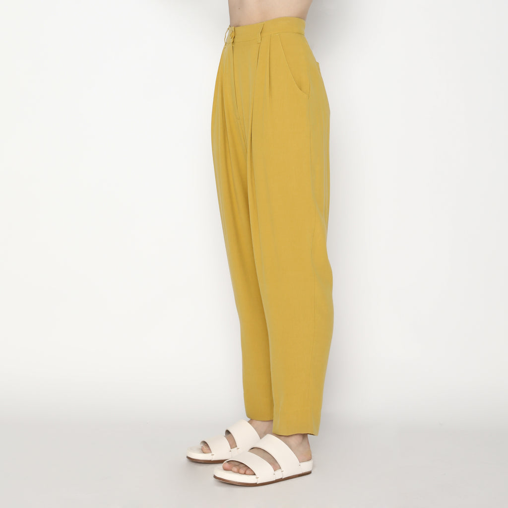 Summer Painter Trouser - SS20 - Mustard